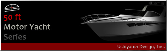 50ft motor yacht series